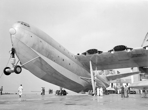 Saro Princess Flying Boat (c) The Flight Collection